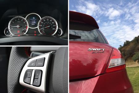 Suzuki Swift Sport 5