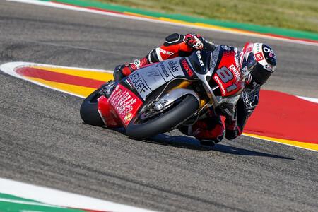 Manu Gonzalez Aragon Moto2 2021