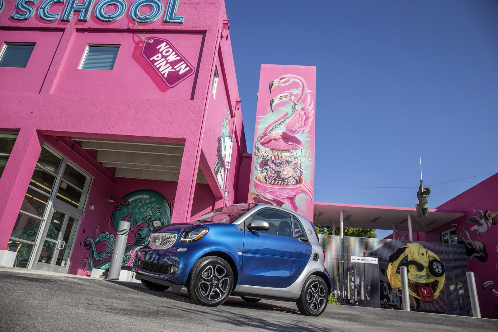 Foto de smart fortwo Electric Drive, toma de contacto (283/313)