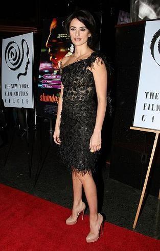 El look de Penélope Cruz en los New York Film Critic's Circle Awards
