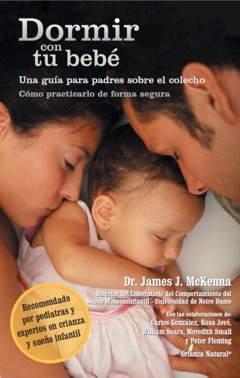 """""""Dormir con tu bebé: Una guía para padres sobre el colecho"""""""