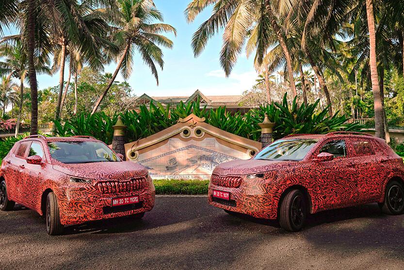 El Skoda Kushaq es el nuevo SUV checo: primeros detalles y fotos de este todocamino exclusivo para el mercado indio