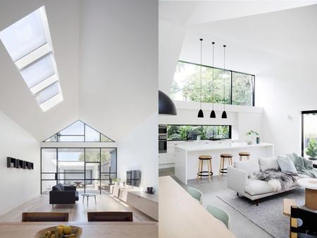 7 ideas sencillas y pr cticas para crear un ambiente for Decoracion interior de casas minimalistas
