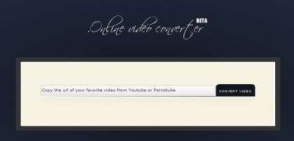 Vidconverter, para descargar y convertir a MPG vídeos de Youtube