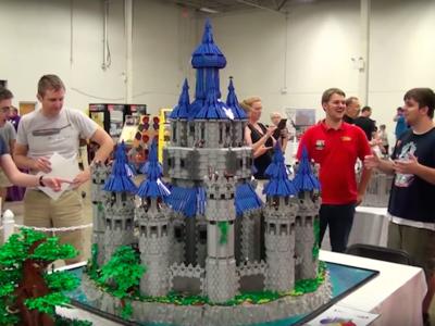 ¿Qué pasa cuando el fan de Lego también es fan de Zelda? (Spoiler: cosas increíbles)