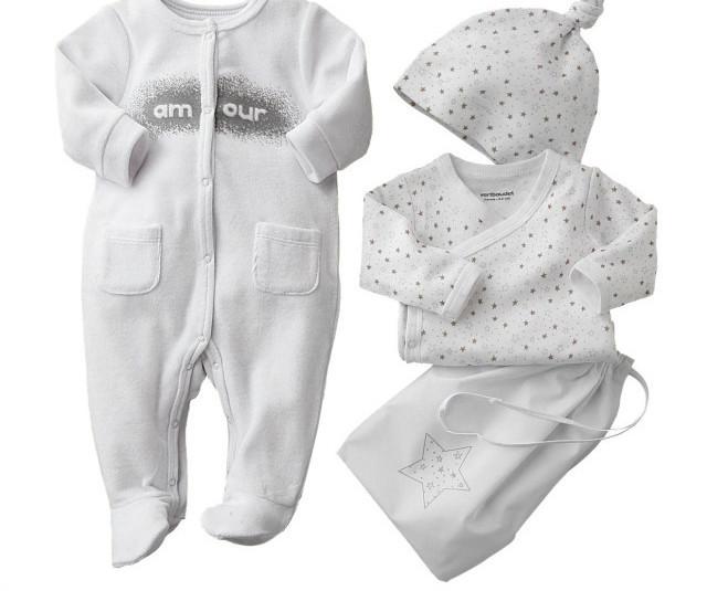 Primera puesta, ¿qué ropa es la más adecuada para un recién nacido?