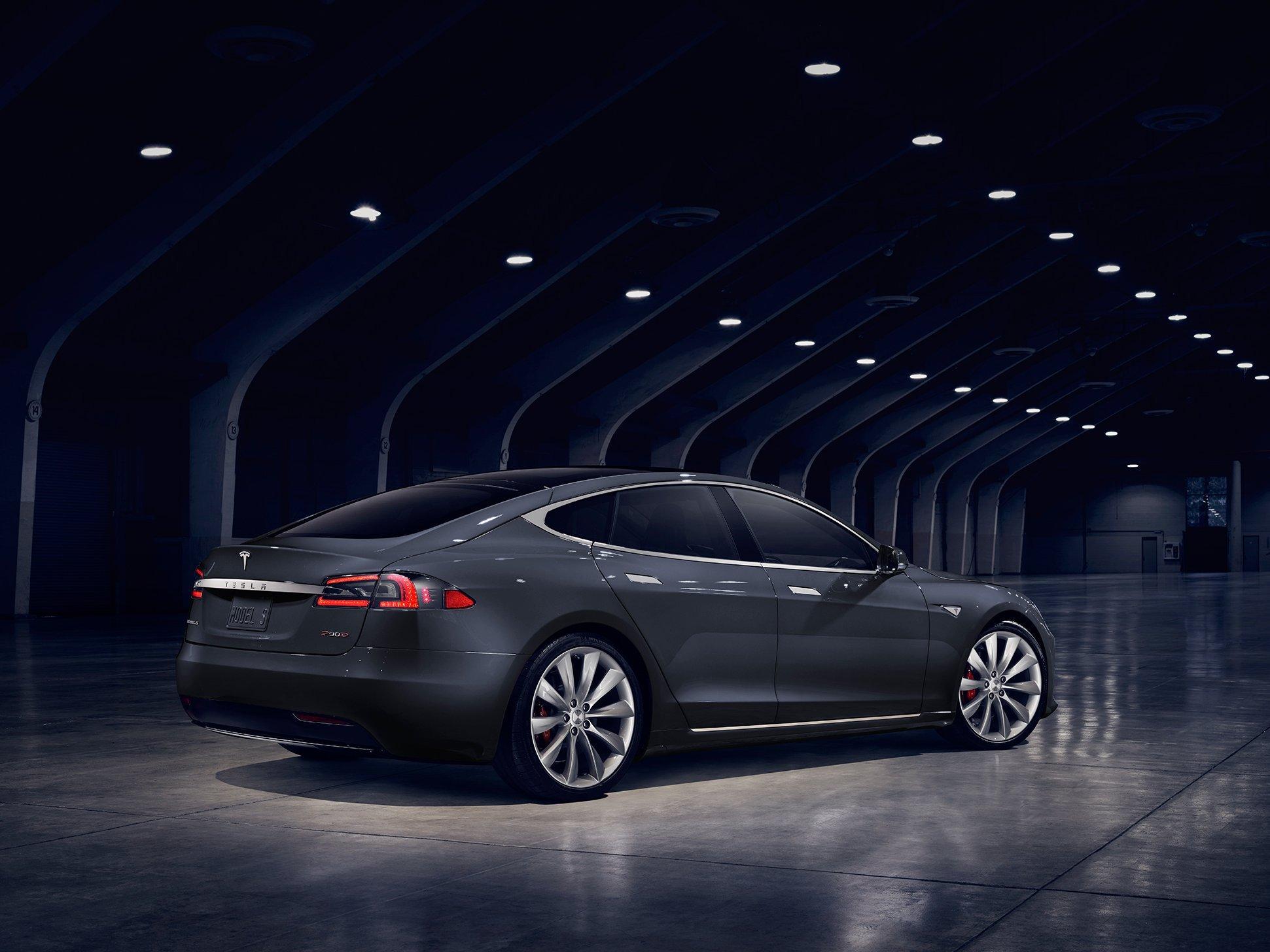 Foto de Tesla Model S (9/9)