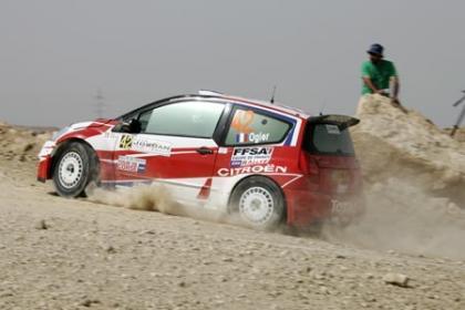 Sébastien Ogier, el nuevo piloto de la factoría Citroen