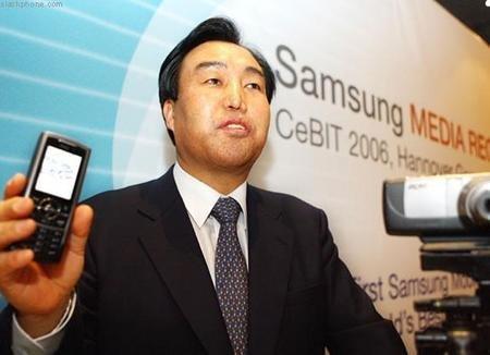 Cebit 2006: SCH-B600, móvil con cámara de 10 Megapixeles