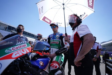 Marquez Espana Motogp 2021