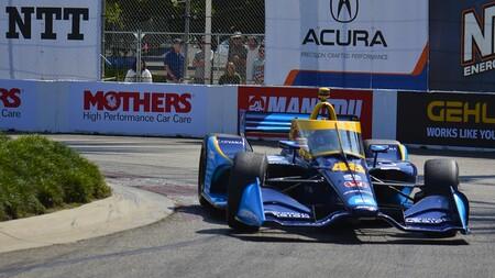 Johnson Long Beach Indycar 2021