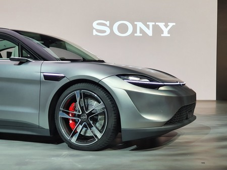 Sony S Vision
