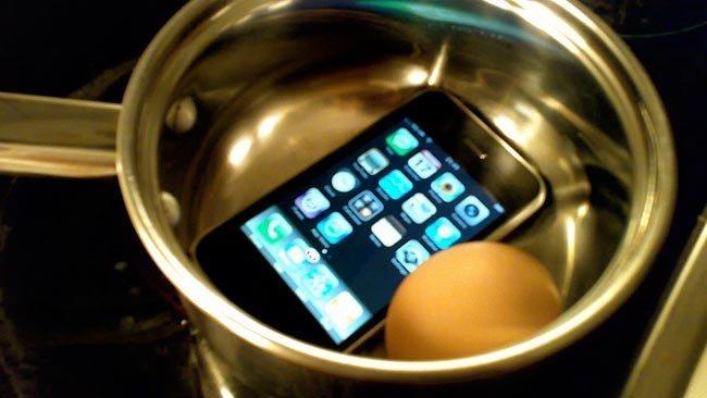 Cocina e Internet: Dispositivos móviles como pinches de cocina
