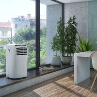 Disfruta de las vacaciones sin pasar calor con este aire acondicionado Olimpia de 2.000 frigorías a precio mínimo en Amazon