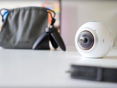 Análisis Samsung Gear 360, ¿liderará Samsung la primera generación de cámaras 360 domésticas?