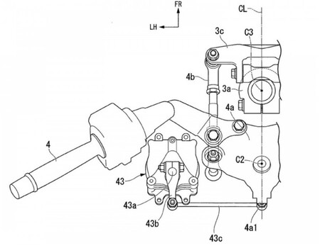 Honds Steering Assist Patent Drawing Credit Cycleworldcom 900x675