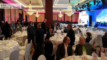 Cena en el Ritz-Carlton de Berlín: no es oro todo lo que reluce