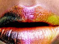 Labios: preparación, aplicación y fijación
