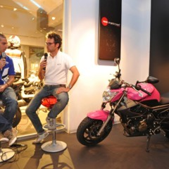 Foto 37 de 51 de la galería yamaha-xj6-rosa-italia en Motorpasion Moto