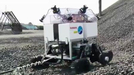 Nissan se lleva su sistema de asistencia en aparcamientos al fondo del mar