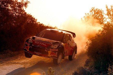 Rally de Portugal 2012: Sébastien Loeb y Dani Sordo abandonan a las primeras de cambio