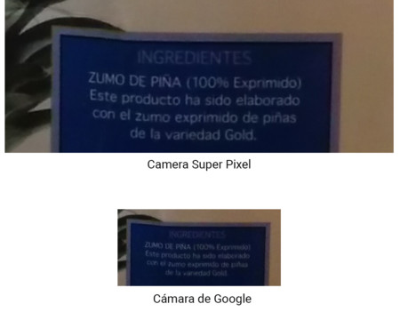 Camera Super Pixel