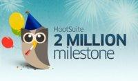 Cuando una aplicación se convierte en una plataforma: Hootsuite alcanza los dos millones de usuarios