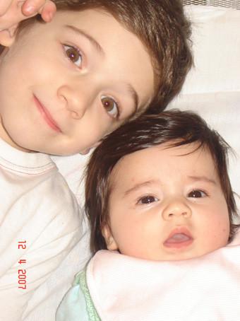 La foto de tu bebé: La complicidad de los hermanos