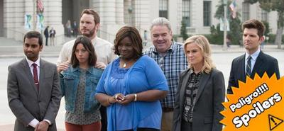'Parks and Recreation' ¡Viva Pawnee (y Eagleton)!