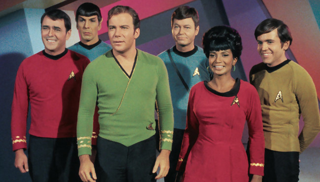 Star Trek La Serie Original
