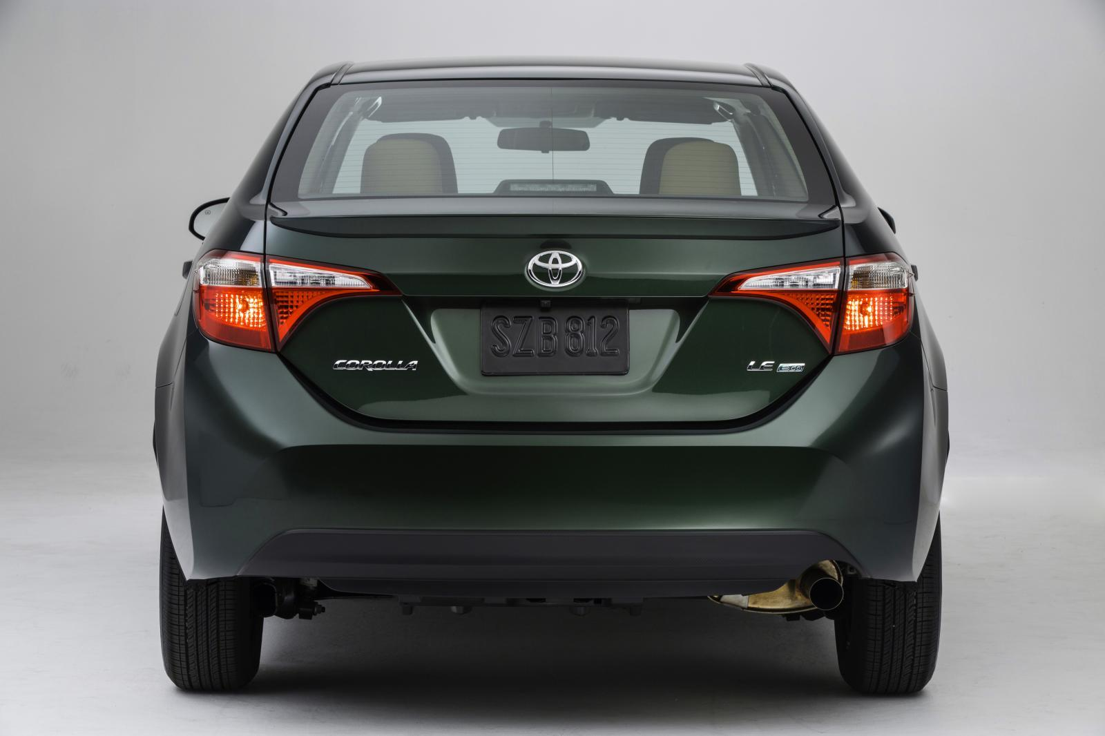 Foto de 2014 Toyota Corolla (12/22)