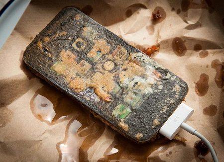 Fritura de gadgets, una serie de Henry Hargreaves