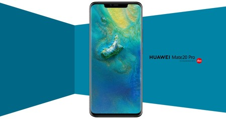 Huawei Mate 20 Pro de 128GB con 240 euros de descuento en eBay