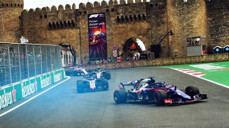 Baku F1 2019