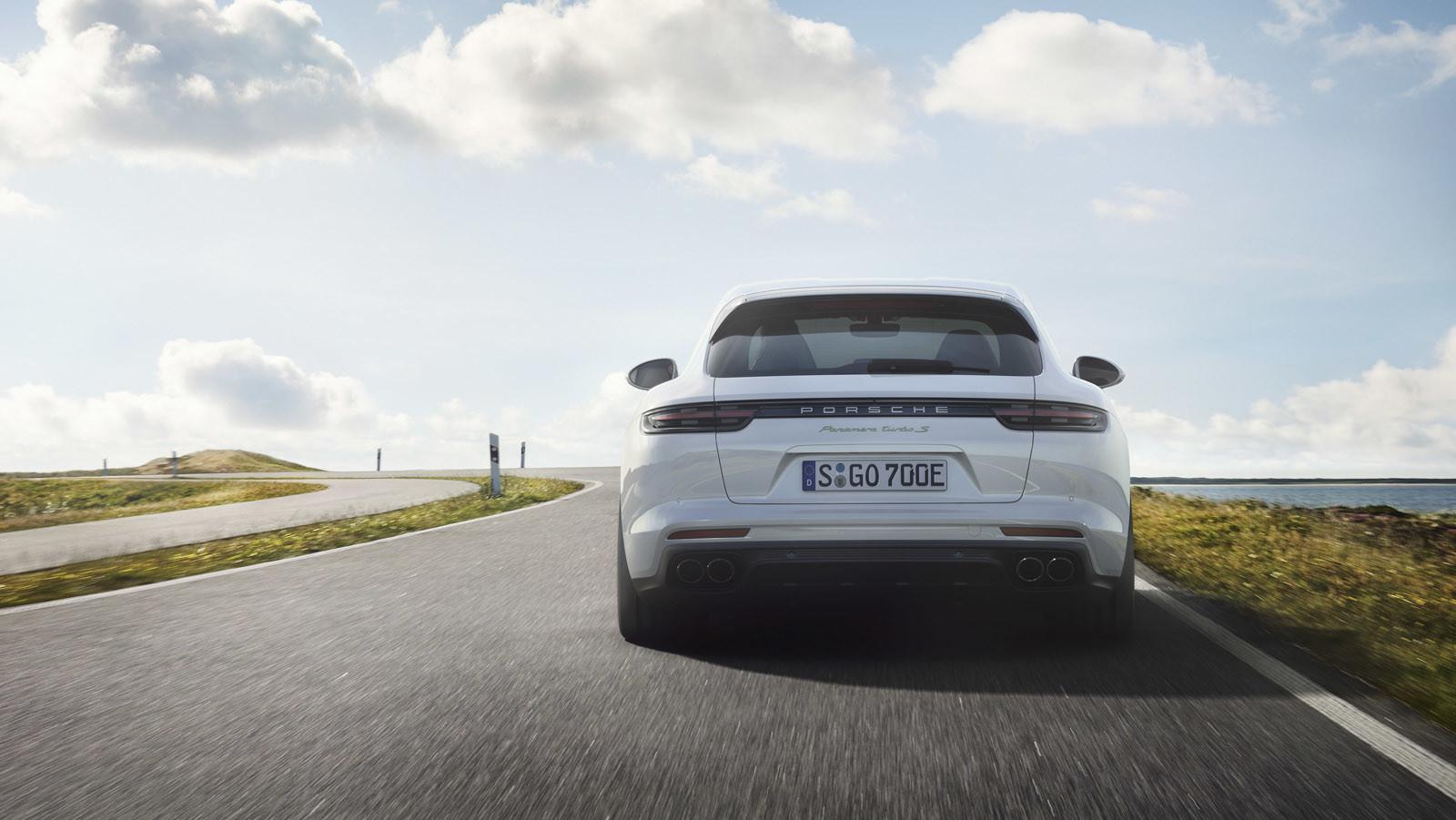 Foto de Porsche Panamera Sport Turismo, toma de contacto (43/75)
