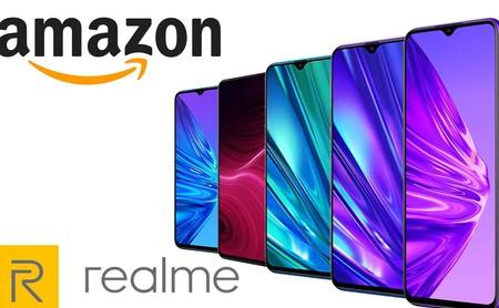 Ofertas en smartphones Realme hoy, en Amazon: renovar o regalar móvil estas navidades te sale hoy más barato