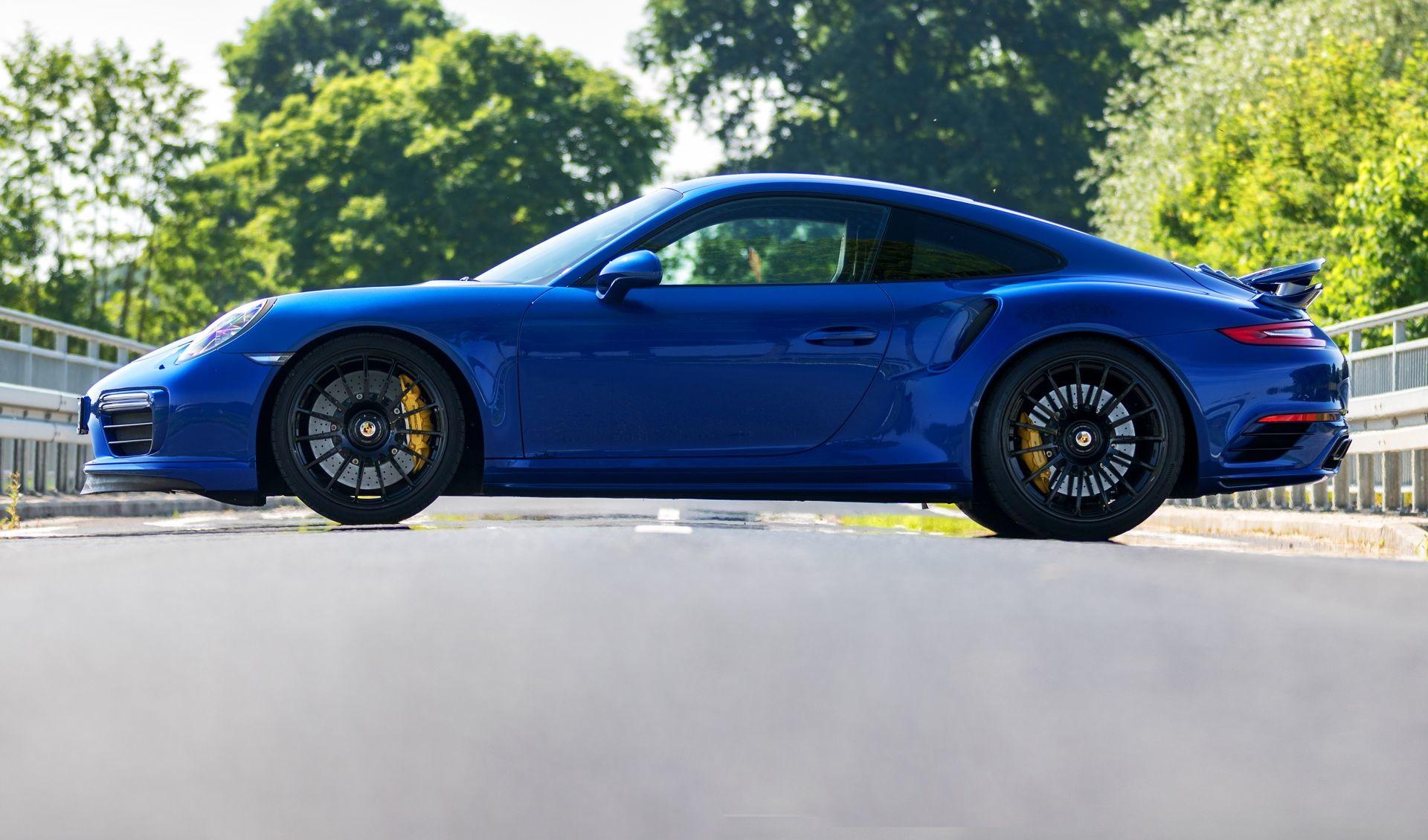 Foto de Porsche 911 Turbo S Blue Arrow (21/25)