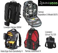 Las mejores mochilas para viajeros fotógrafos