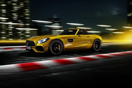 Mercedes Amg Gt S Roadster 2019 011