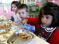 La Federación Española de Asociaciones Dedicadas a la Restauración Social preocupada por los menús escolares