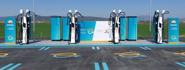 La electrolinera de coches eléctricos más bestia de Europa está en el País Vasco, con 400 kW por punto de recarga