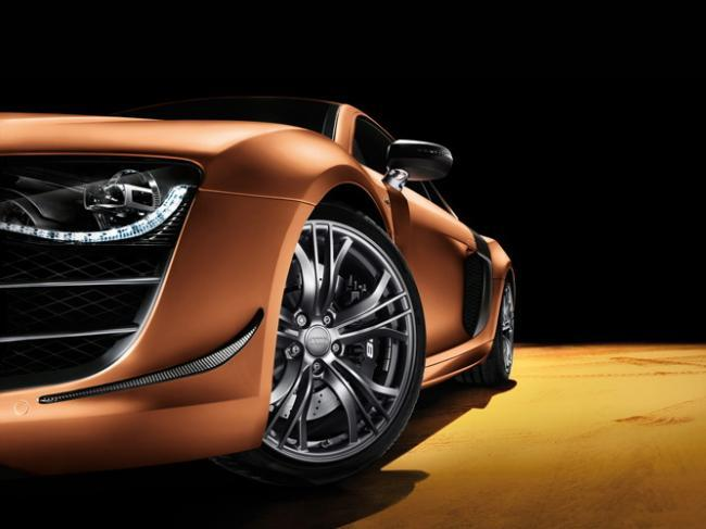 Audi R8 China Limited Edition