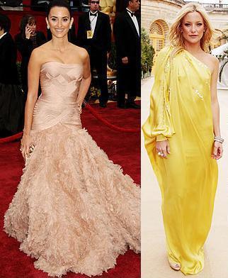 2 mejores vestidos 2007