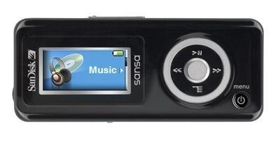 Sandisk planea bajar los precios para competir con el iPod