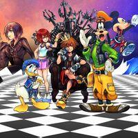 Estos son los requisitos mínimos y recomendados para toda la saga Kingdom Hearts en PC