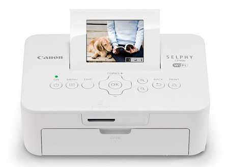 Canon Selphy CP900, imprime tus fotos sin cables