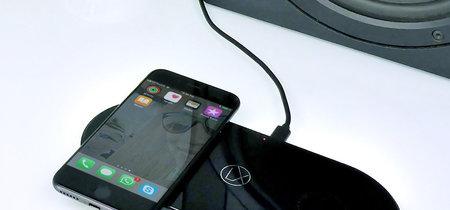 Mientras Apple prepara el AirPower... LXORY ya tiene su base que puede cargar varios dispositivos a la vez