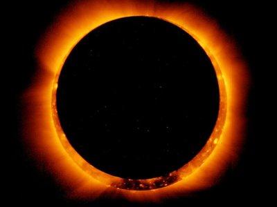 EN VIVO: Sigue en directo el eclipse solar mientras cruza Colombia