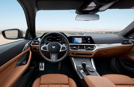 Bmw Serie 4 Coupe Interior