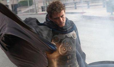 'The Cape', héroes y villanos siguen en la NBC